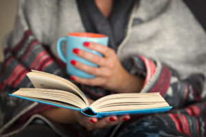 Reading Can Help Mitigate Winter Blues
