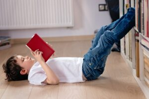 Screen time is up—here's how to refocus on reading